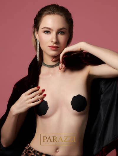 บรากาว แผ่นปิดจุก ( Nipple Silicone pads )