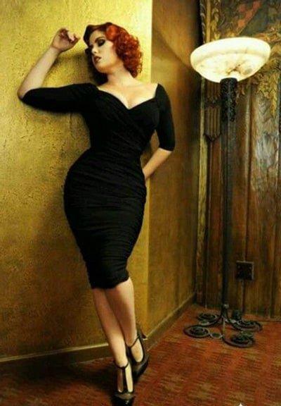 เคล็ดลับการเลือกชุดเดรสสั้นสำหรับคนอ้วน