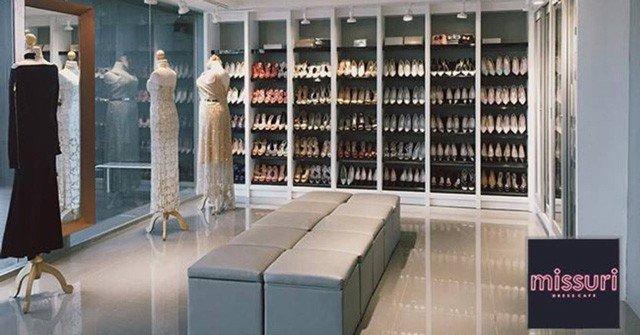 มีรองเท้าสำหรับชุดคนอ้วน และอุปกรณ์กว่า 1,000 รายการ
